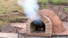 Diente de León: Construyendo nuestro propio horno de barro Ovens, Clay, Home Decor, Copper, Pizza Oven Outdoor, Pizza Ovens, Walled Garden, Homemade Home Decor, Oven