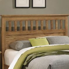 Carolina Furniture Works, Inc. Sterling Panel Headboard