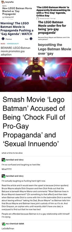 Okay but The Lego Batman Movie is the best and so funny Stupid Funny, Funny Cute, The Funny, Hilarious, Funny Stuff, Random Stuff, Funny Things, Dc Memes, Funny Memes