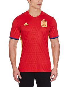 1ª Equipación Federación Española de Fútbol 2016 - Réplica oficial adidas #camiseta #starwars #marvel #gift