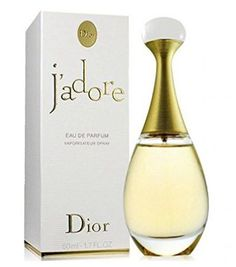 CHRISTIAN DIOR J'adore Eau de Parfum Spray for Women, 5 Fluid Ounce. This product is made of high quality material. It is recommended for romantic wear. This Product Is Manufactured In France. Perfume Dior, Perfume Angel, Perfume Floral, Perfume Scents, Best Perfume, Fragrance Parfum, Perfume Bottles, Perfume Sale, Christian Dior Jadore