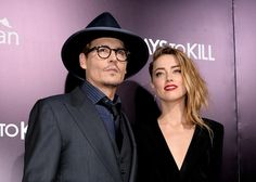 Amber Heard and Johnny Depp are just the couple Hollywood needs. Click here to read the five reasons why!