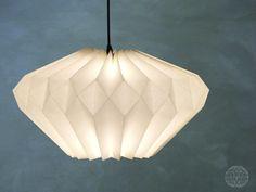 "Origami lamp ""Lydia"""
