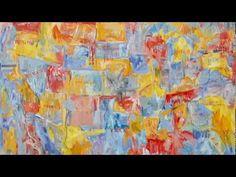Get To Know Jasper Johns video http://www.thecrayonlab.com/2011/12/jasper-johns-kindergarten-lesson.html