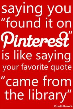 Why it Matters to Cite and Credit the Proper Source on Pinterest and How to do it - Rachel Teodoro
