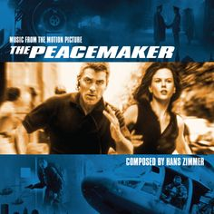 THE PEACEMAKER: LIMITED EDITION (2-CD SET) Music by Hans Zimmer. Limited Edition of 3000 Units