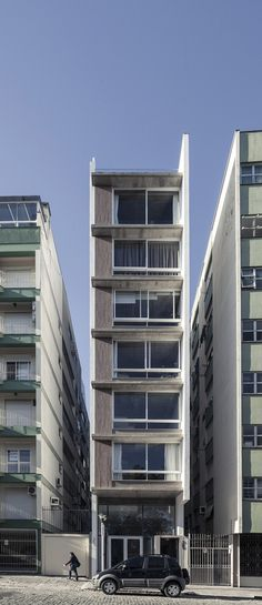 Galeria de Edifício Península / Cantergiani+Kunze Arquitetos - 9