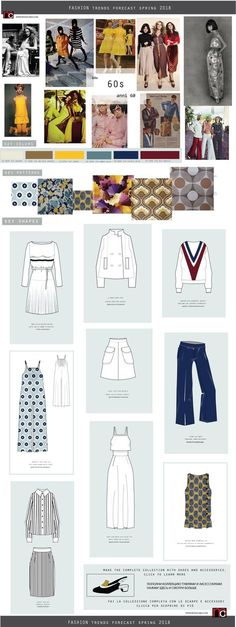 Spring 2018 fashion trends are alreday on modacable.com, go PREMIUM to unlock all of the pages.!!