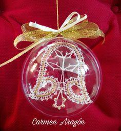Bobbin Lace, Xmas, Christmas, Winter, Christmas Balls, Bobbin Lacemaking, Noel, Winter Time, Navidad