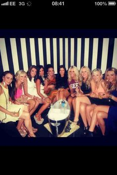 Night out with the girlies! - Common x