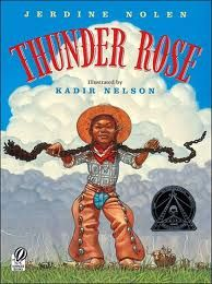 Another beautiful award-winning Kadir Nelson book - will look for this in our library.