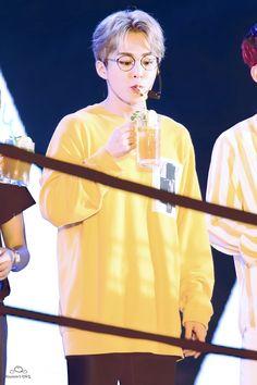 160824 #Xiumin #EXO Kang Shifu fanmeet