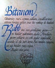 Kaligrafi sanatı - Davetiye üzeri güzel yazı - Logo tasarımı