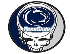 Penn State and grateful dead <3