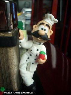 *BISCUIT ~ Chefinho by Biscuit da Ta, via Flickr