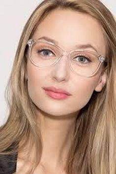 Frames For Round Faces, Clear Eyeglass Frames, Prescription Sunglasses Online, Womens Glasses Frames, Vision Glasses, Aviator Glasses, Eye Glasses, Red Sunglasses, Eyeglasses For Women