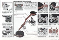 Typewriter Repair and Restoration - a Simple Guide