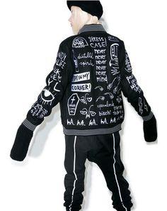 Collective Varsity Jacket