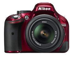Nikon D5200 Kit 18-55 VR Red на Маркете VSE42.RU