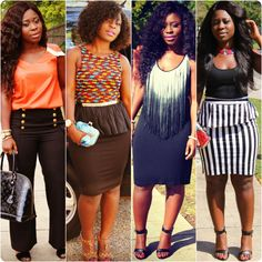 A look back at what I wore in the month of November. Which look was your favourite? #fashion #style #abenalove
