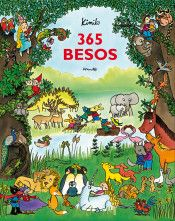 Portada de 365 BESOS