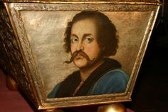 Portret trumienny, Polska /XVII w. Vanitas, 17th Century, Bohemian, Polish, Commonwealth, Coffin, Funeral, Clothing, Artwork