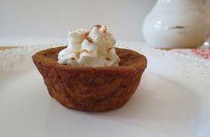 Pumpkin Pie Muffins - I used oat flour to make gf.