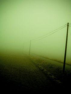 freaky....lol this looks like my road haa