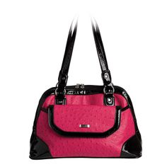 Grace Adele Pink Bag with Tess Pink Clutch $120