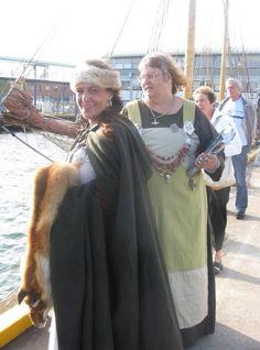 Avduking av vikingskipet Åsa