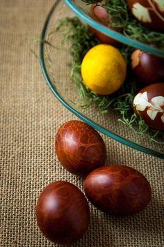 Uskršnja jaja, prirodno farbanje i dekoracija - So i biber blog Serbian Food, Serbian Recipes, Fruit, Blog, Haha, The Fruit, Blogging