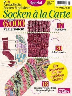 Fantastische Socken Strick Ideen Spezial 0117