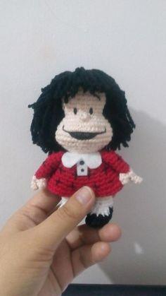 <meta content='mafalda amigurumi.' name='description'/> Knitted Dolls, Crochet Dolls, Crochet Clothes, Amigurumi Patterns, Amigurumi Doll, Crochet Patterns, Crochet For Kids, Crochet Baby, Knit Crochet