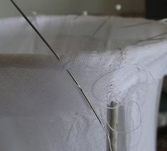 Small Things Simple Pleasures: How to recover a lampshade (tutorial)