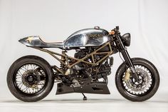 Ducati Monster 1000 Cafe Racer MB1 by Motobene #caferacer #motorcycles #motos | caferacerpasion.com