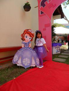 Fiesta de la princesa Sofia