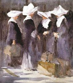 Sewing History: Nuns Cloth