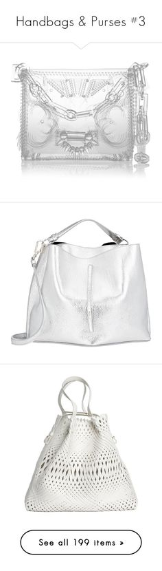 """Handbags & Purses #3"" by jewelsinthecrown ❤ liked on Polyvore featuring bags, handbags, shoulder bags, clutches, clear vinyl handbags, cocktail purse, clear handbags, animal purse, white handbags and silver"