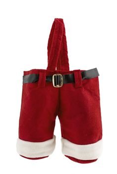 Tote Bag-santa Pants-red *** Check out the image by visiting the link. (This is an Amazon Affiliate link and I receive a commission for the sales)