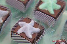 Bombom de nutella!  #festafundodomar #underseaparty #mermaidparty