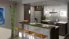 urban kitchen - Google Search