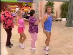 Richard SImmons 'Party Off The Pounds!' - YouTube