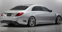 Wald Mercedes S