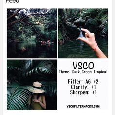 Filter VSCO CAM