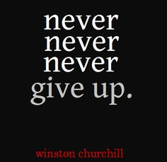 Famous Winston Churchill Quote
