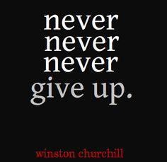 Famous Winston Churchill Quote