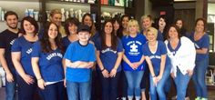 A hair salon honored Kimberly Ketcham's son, Adam, and individuals like him by raising money to support autism research. Seizure Disorder, Autism Research, Seizures, Autism Awareness, How To Raise Money, Our Life, Disorders, Salons, About Me Blog