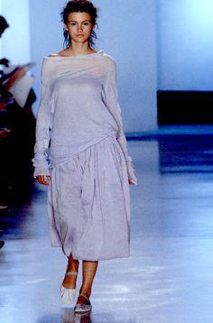 Donna Karan SS 99   Trish Goff