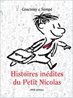 Histoires inédites du Petit Nicolas
