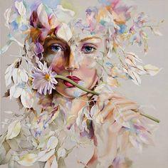 Wendy Ng, paintings #artpeople www.artpeoplegallery.com